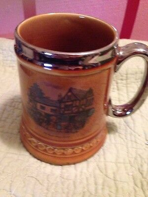 Lord Nelson Pottery Mug - Old Coach House Bristol