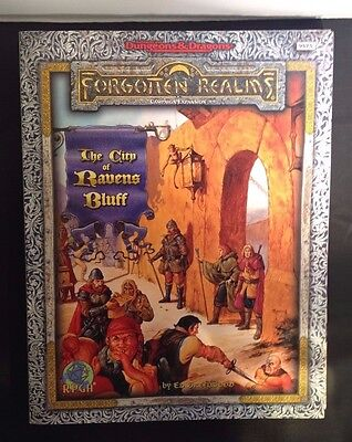 Forgotten Realms: The City of Ravens Bluff