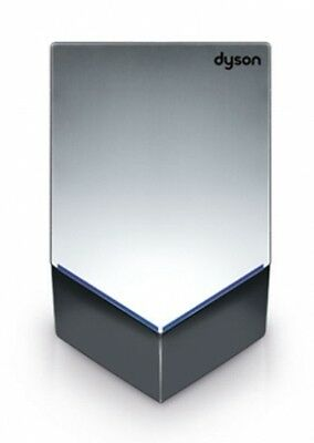 Dyson Airblade V Ab12 Hand Dryer In Sprayed Nickel - Free Delivery