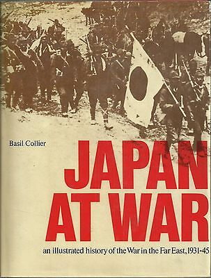 Japan at War: An Illustrated History of the War in the Far East, 1931-45