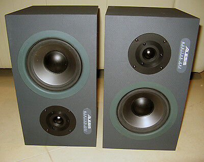 Alesis Monitor One Studio Reference Monitors Speakers