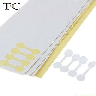40pcs Adhesive Ring Jewellery Sticky Retail Price Label Display Tags Stickers