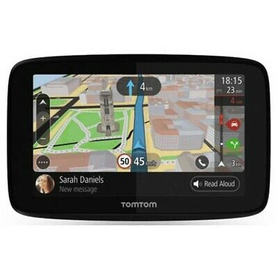 "TomTom GO 520 5"" In Car GPS Navigation WITH GEN TOMTOM WARRANTY"