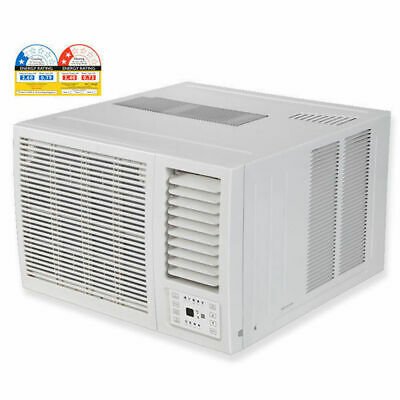 Dimplex DCB09 2.6kW AC Reverse Cycle Window Box Air Conditioner/Cooling/Heating
