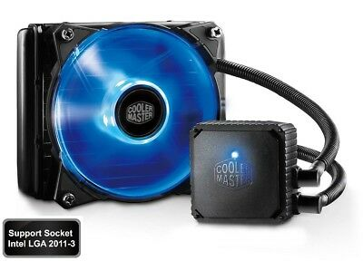 Cooler Master Seidon 120V PLUS CPU All in One Water Liquid Cooler RL-S12P-20PB-R