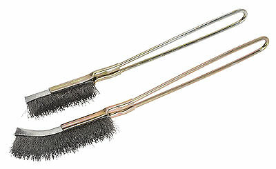 Sealey WB06 Wire Brush Set 2pc