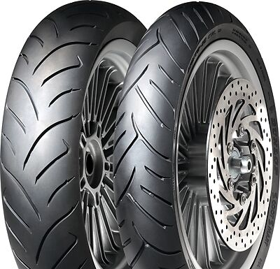 Gomma Pneumatico Scooter 140/70-16 140/70.16 65S Dunlop Scootsmart Beverly