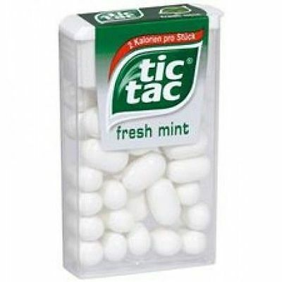 Tic Tac Fresh Mint Flavour Pack Of 12