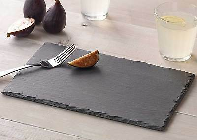 Natural Slate Placemats Dinner Table Setting Place Mats
