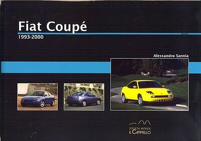 Fiat Coupe 1993-2000 - great history book