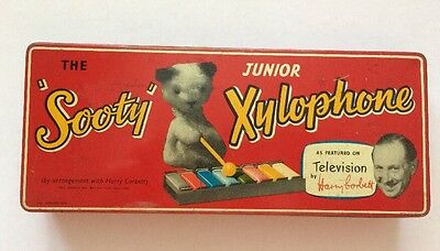 The Sooty Junior Xylophone Harry Corbett TV Series