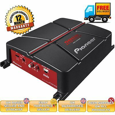 Pioneer GM-A3702 Pioneer 2 Channel Car Amplifier car speaker amplifier bass amp