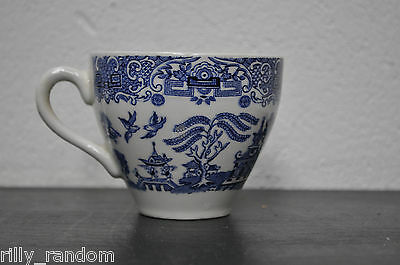 Small Blue And White Ceramic Cup Tea Cup China Porcelain Chinese Design