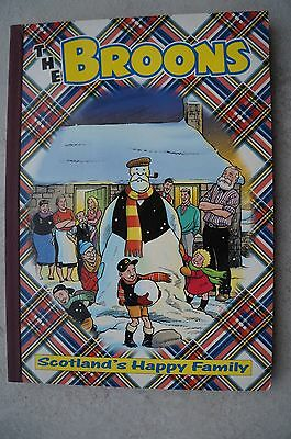 The Broons Comic Book Annual 2001 - Excellent Condition - 15 Years Old