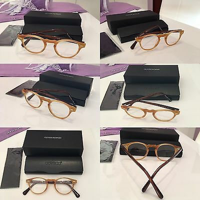 Glasses Occhiali Oliver Peoples OV5186 1016 Gregory Peck 45[]23 150