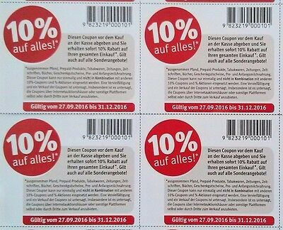Rossmann coupons 10