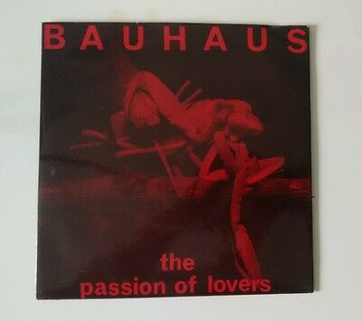 """Bauhaus- Passion of Lovers- Beggars Banquet 7"""" single (1981)"""