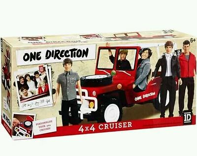 One Direction 4X4 Cruiser 1D Jeep Car
