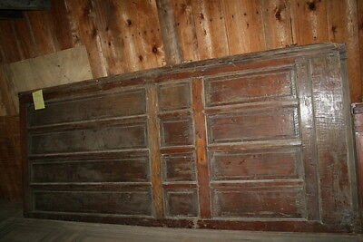 Antique TWO Tall doors from Europe 134 3/4 x 54 1/2
