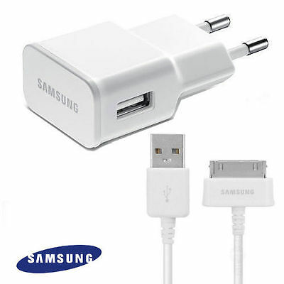 Original Samsung Ladegerät Ladekabel Tablet Galaxy Note 10.1 Tab 2 P5100 P3110
