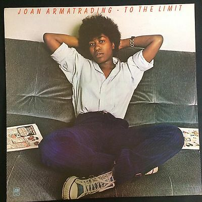 JOAN ARMATRADING - To the Limit LP - AMLH 64732