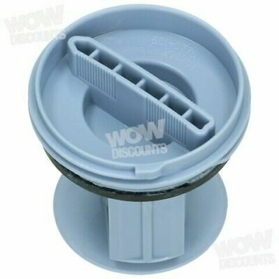 Bosch Neff Siemens Washing Machine Drain Pump Filter. Genuine Part Number 605011