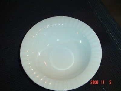 Corning Ware French White Soup Bowls