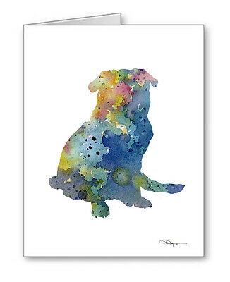 Pug Note Cards With Envelopes