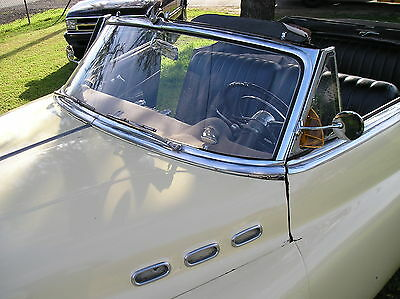 New Set Of Right And Left Vintage Style Side View Mirrors 86