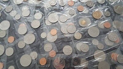 ✯ Canada Mint Set Estate Hoard ✯ Uncirculated Old Coins Money ✯ 30+ Years ✯1 SET