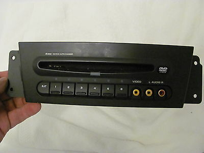 04 05 06 07 08 Chrysler Pacifica Remote 6 Cd Dvd Changer P05094031AA