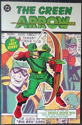 The Green Arrow by Jack Kirby - High Grade!