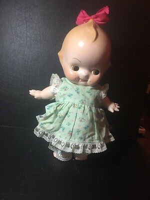 Vintage Ceramic Cupie Doll 12 Inches Tall