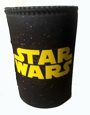 Star Wars May the Force Be With You Stubby Holder Can Cooler