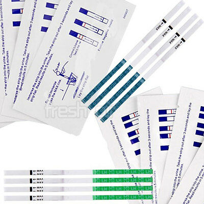 New 60x Ovulation Fertility Predictor Or 30x Early Pregnancy Test Strips Kit