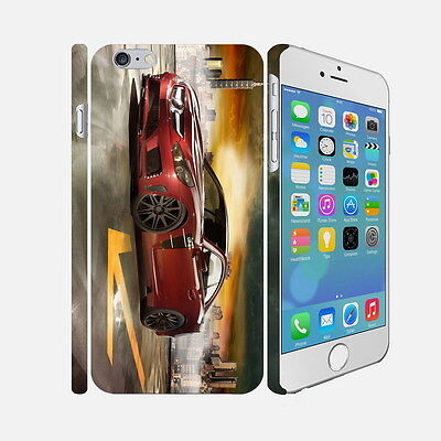F004 Mercedes Benz - Apple iPhone 4 5 6 Hardshell Back Cover Case