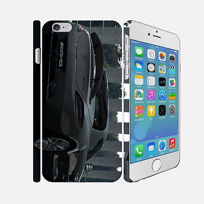 F006 Mercedes Benz - Apple iPhone 4 5 6 Hardshell Back Cover Case