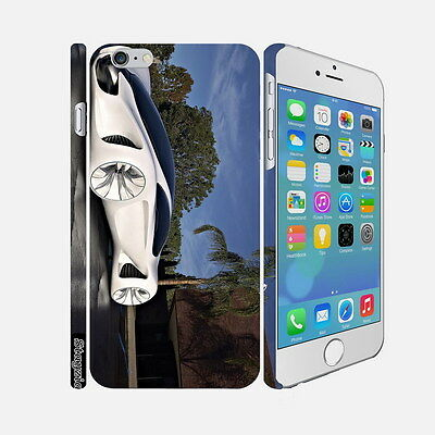 F001 Mercedes Benz - Apple iPhone 4 5 6 Hardshell Back Cover Case