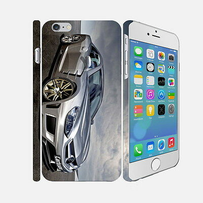 F005 Mercedes Benz - Apple iPhone 4 5 6 Hardshell Back Cover Case