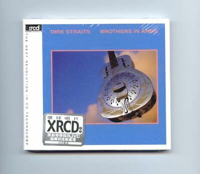 """""""Dire Straits - Brothers in Arms"""" JVC Japan XRCD XRCD2 CD Brand New Sealed"""