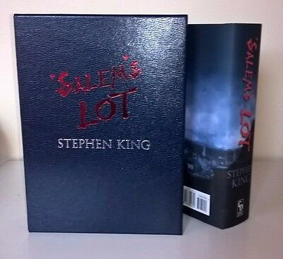 SALEM'S LOT - Cemetery Dance Limited Edition - Stephen King
