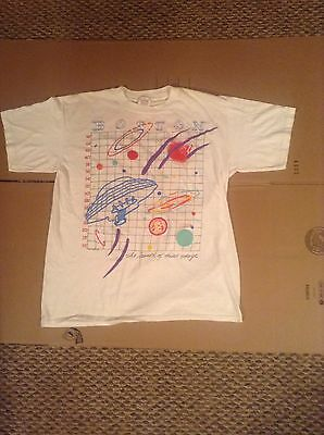 Boston (The Launch Of Third Stage) 1987 Tour Tshirt (Very Rare)