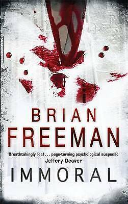 Immoral by Brian Freeman (Paperback, 2006)