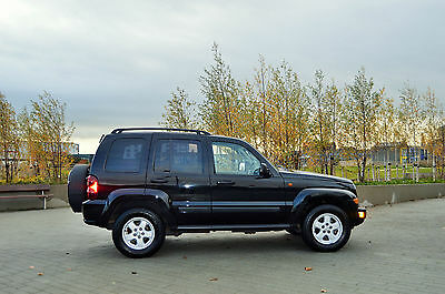 Jeep Cherokee 2.8 CRD Sport Station Wagon 4x4 5dr