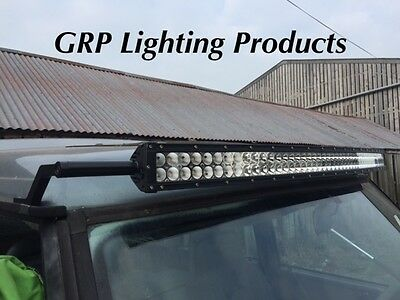"Landrover Discovery 1 & 2 50"" Light bar Kit Straight Fitment"
