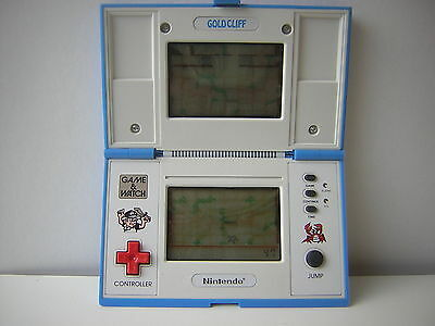 Nintendo Game & Watch GOLD CLIFF Multi Screen  jeux electronique