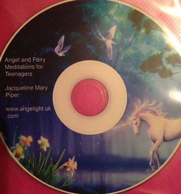 New Fairy and Angel Meditations For Young People And The Young At Heart