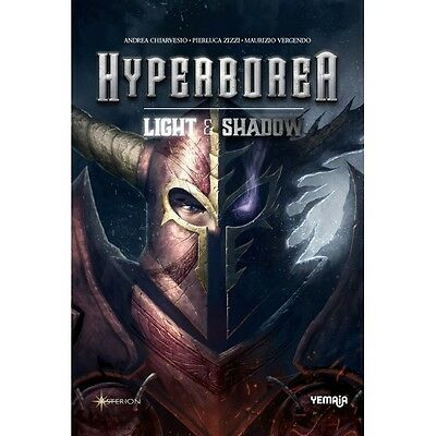Hyperborea - Light & Shadow - gioco da tavolo Asterion Press italiano