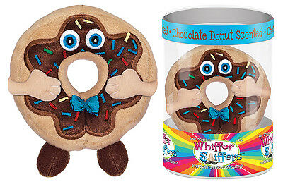 Whiffer Sniffers - Freddy Frosted - Chocolate Donut - Scented Clip