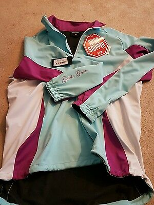 Galvin Green Becky Half Zip Ladies Windstopper soft shell size L. BNWT